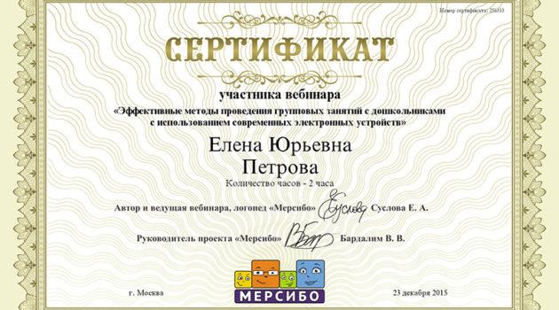 Вебинар Петрова 2015