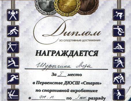 Шурыгина Лиза