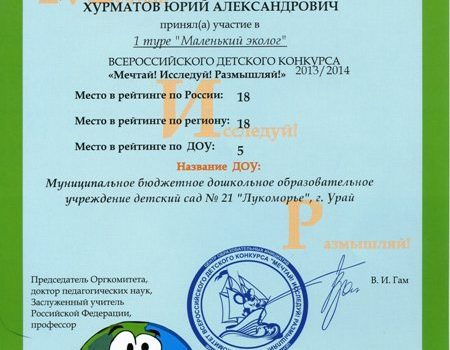 Хурматов Юра426