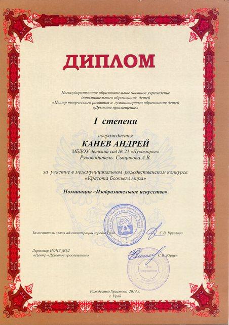 Канев Андрей448