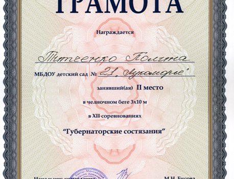 Титченко Полина517