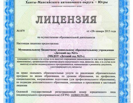 Лицензия646