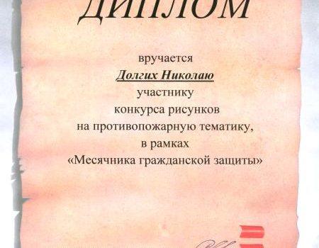 Долгих Николай