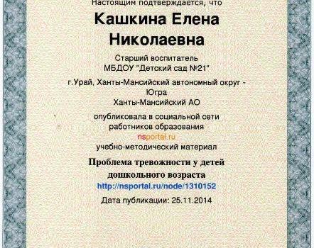 Кашкина 18
