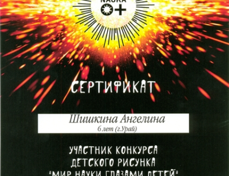Дети Зартдинова М.М.31