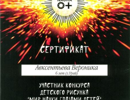Дети Зартдинова М.М.33