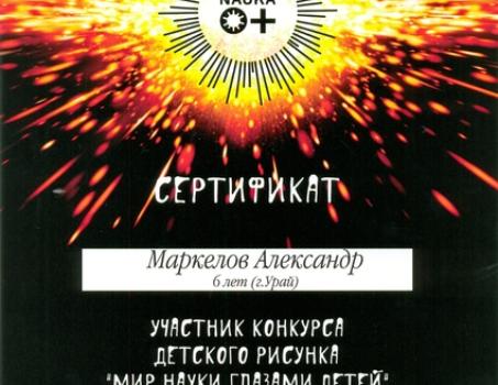 Дети Зартдинова М.М.38