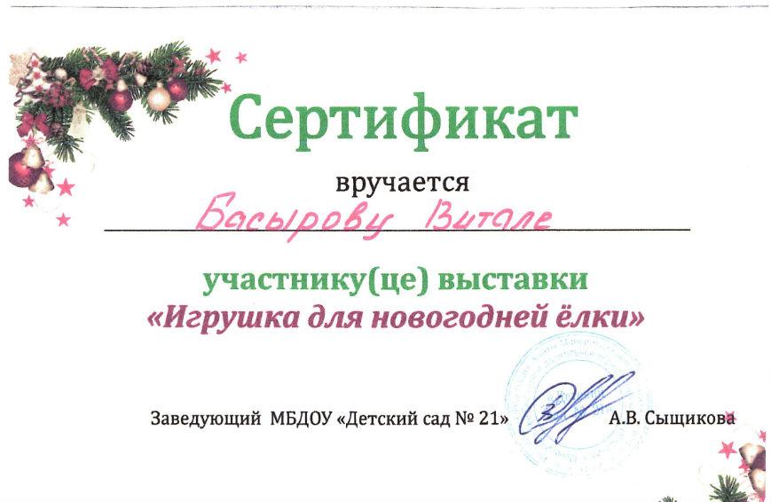 Басыров В.2017