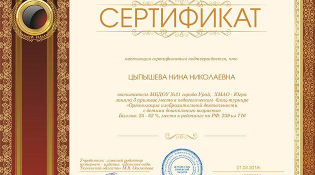 сертификат по ИЗОМУЗВОСПИАТНИЮ11.02.
