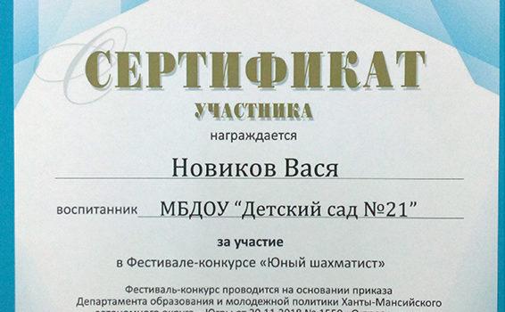 Вася Новиков2018