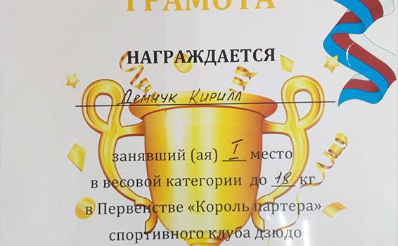 Демчук кирилл 2019