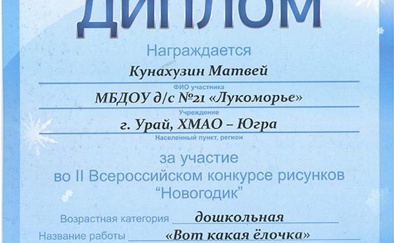 Кунахузин Матвей