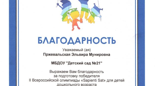 Олимпиада 2017