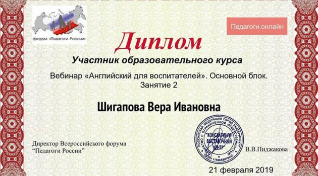 анг2 Шигапова 2019