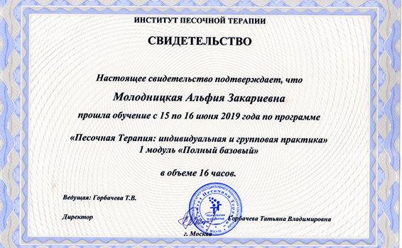 Молодницкая А.З.2019