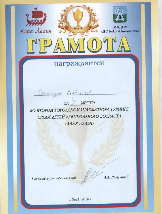 Демчук Кирилл